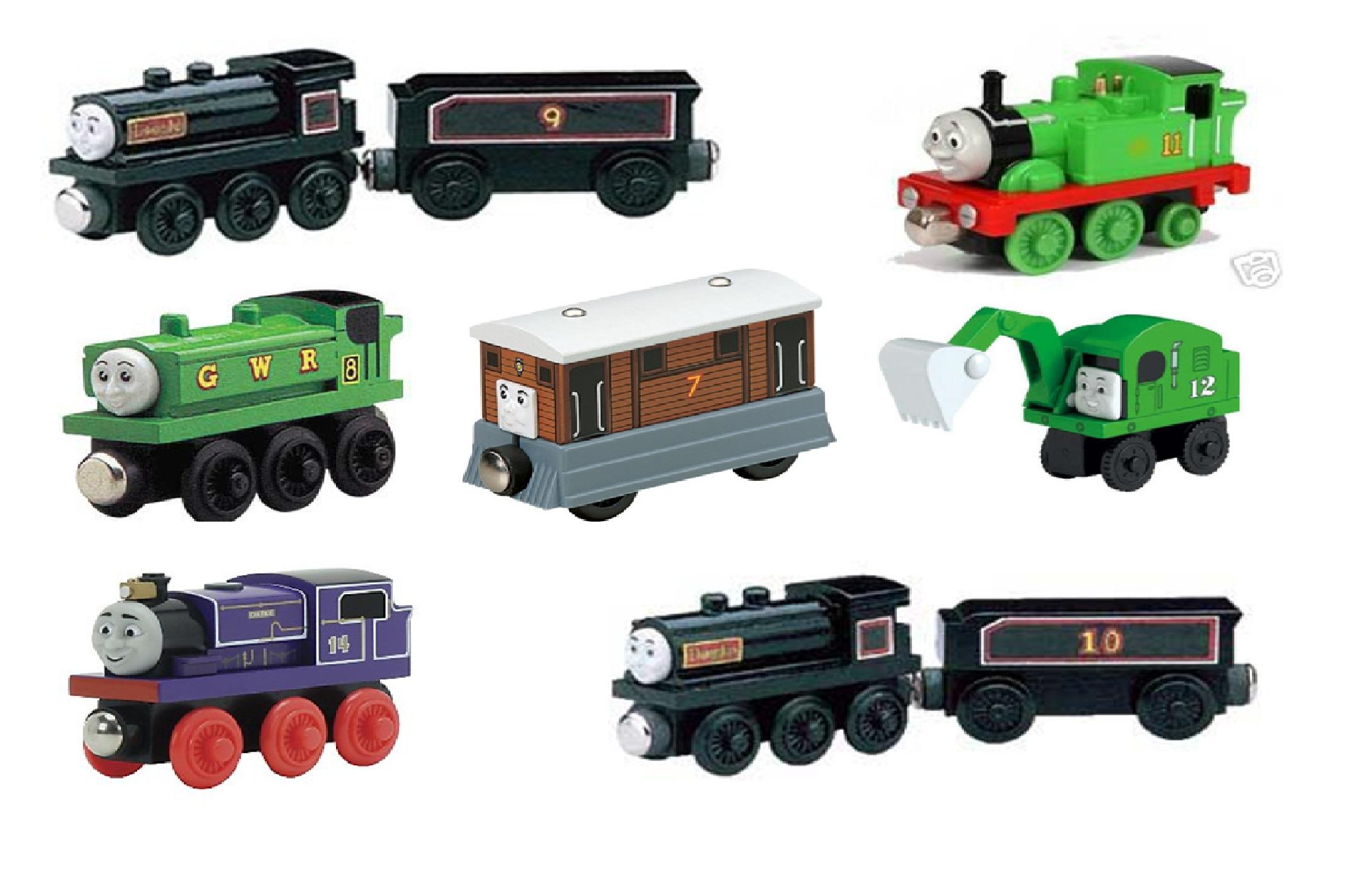 Thomas the train toys dubai 2014