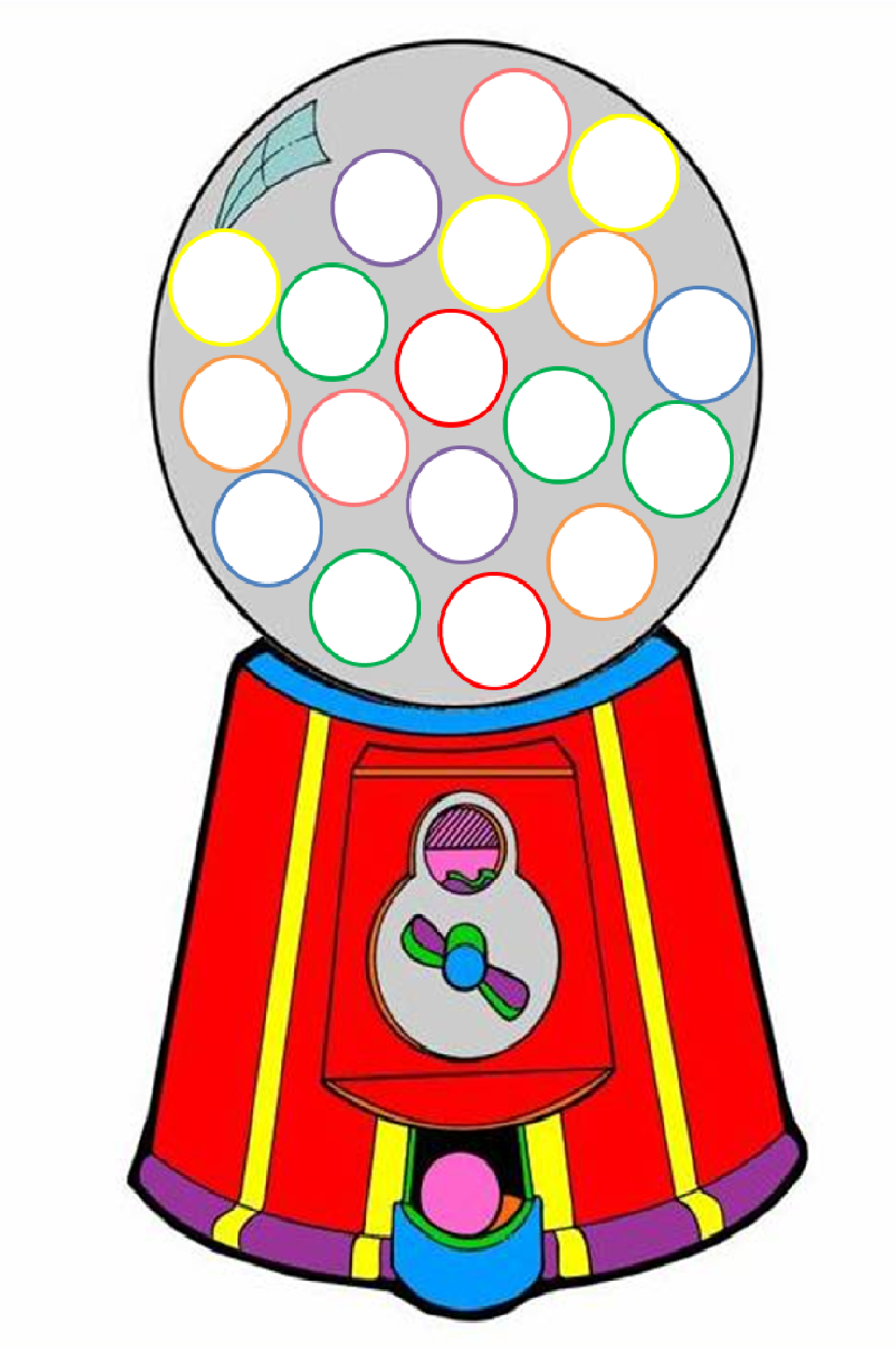 Worksheets Free Printable Visual Perceptual Worksheets worksheets and printable resources superior therapy connections gum ball machine picture